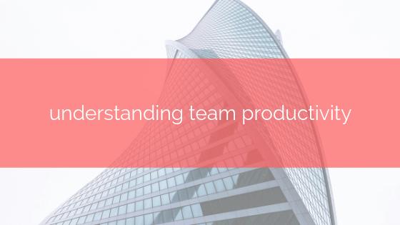 team productivity post banner on taskeo blog